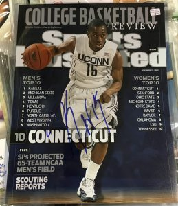 kemba signed si cover