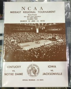 kentucky 1970 program
